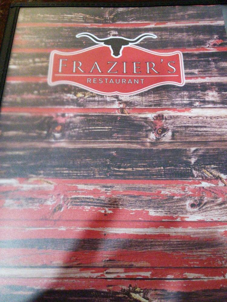Frazier's Restaurant: 3068 U S 60, Ponca City, OK