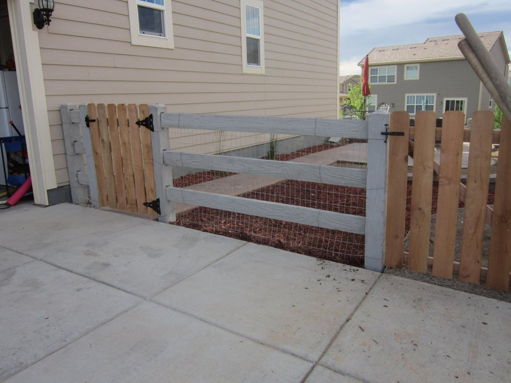 Lanes Chapel Fencing and Building: 475 S Log Rd, Calhan, CO