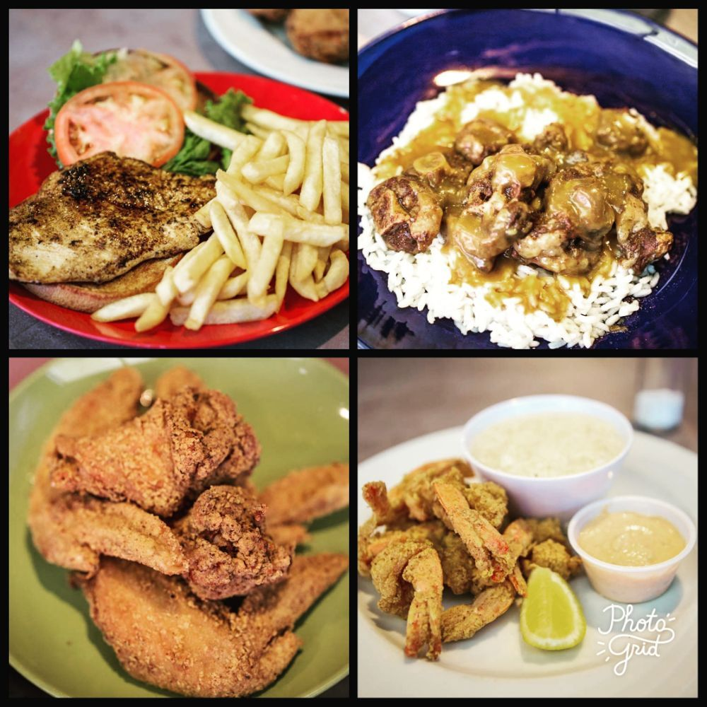 Rush Hour Chicken & Waffles: 2140 34th St S, St Petersburg, FL