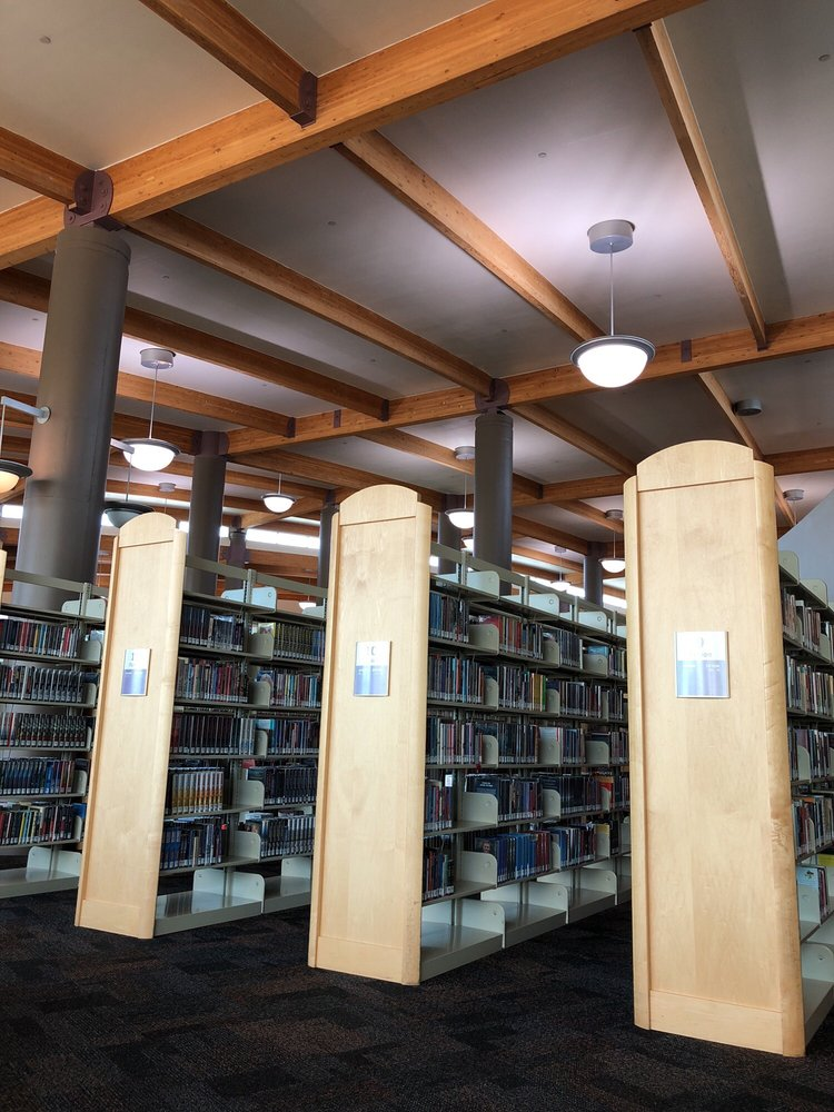 Southeast Regional Library: 775 N Greenfield Rd, Gilbert, AZ