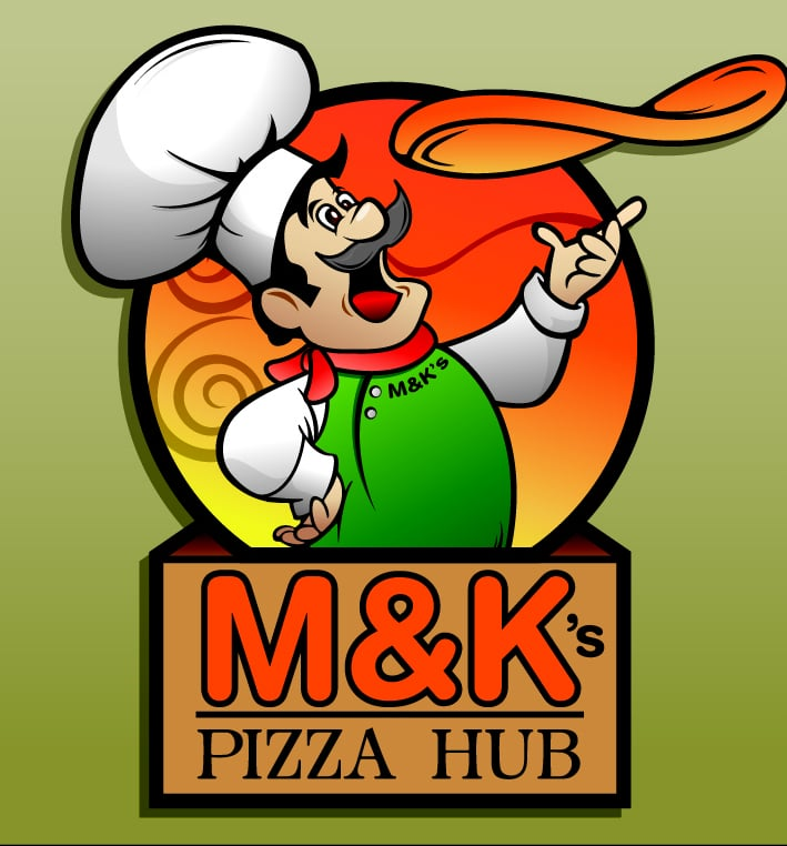 M&K's Pizza Hub: 709 N Broadway, Kenmare, ND