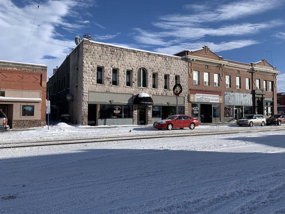 Silver Horseshoe Inn: 22 N Bridge St, Saint Anthony, ID
