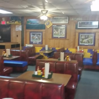 Photo Of Fausto S Family Restaurant Kinder La United States Dining Area