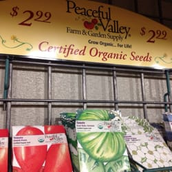 Peaceful Valley Farm & Garden Supply is open daily except Sundays, and is located at Clydesdale Court in Grass Valley. Jennifer Nobles is a staff writer for The Union. She can be reached at jnobles@drinforftalpa.ml or Share Tweet. Start a dialogue, stay on topic and be civil.