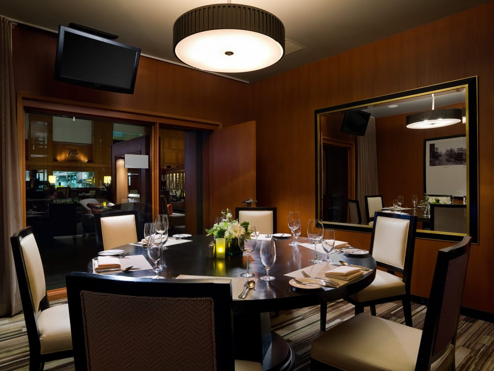 B a n k private dining room yelp for Best private dining rooms minneapolis