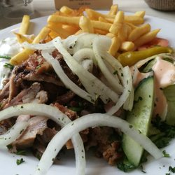 Olympia Greek Food Griechisch Rudower Chaussee 5 A Treptow