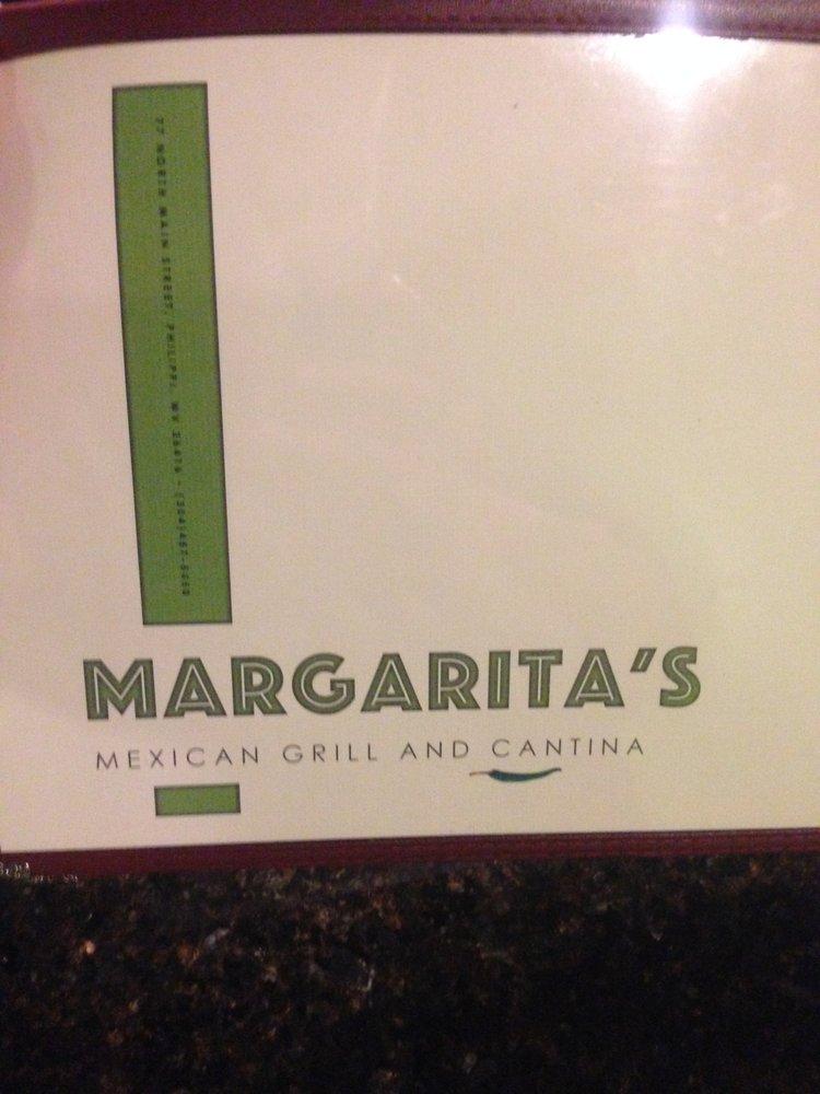 Margarita's: 77 N Main St, Philippi, WV