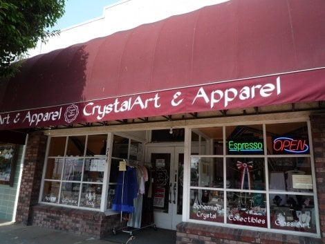 Crystal Art & Apparel: 744 Main St, Red Bluff, CA