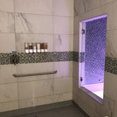 Photo of Float State - Corona, CA, United States. Couples room shower area