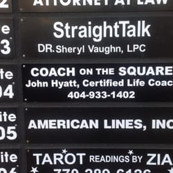 Sq Quote Interesting Coach On The Square  Get Quote  Life Coach  120 S Park Sq