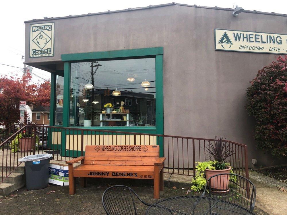 Wheeling Coffee Shoppe: 101 Washington Ave, Wheeling, WV