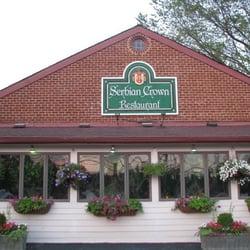 Serbian Crown Restaurant Great Falls Va