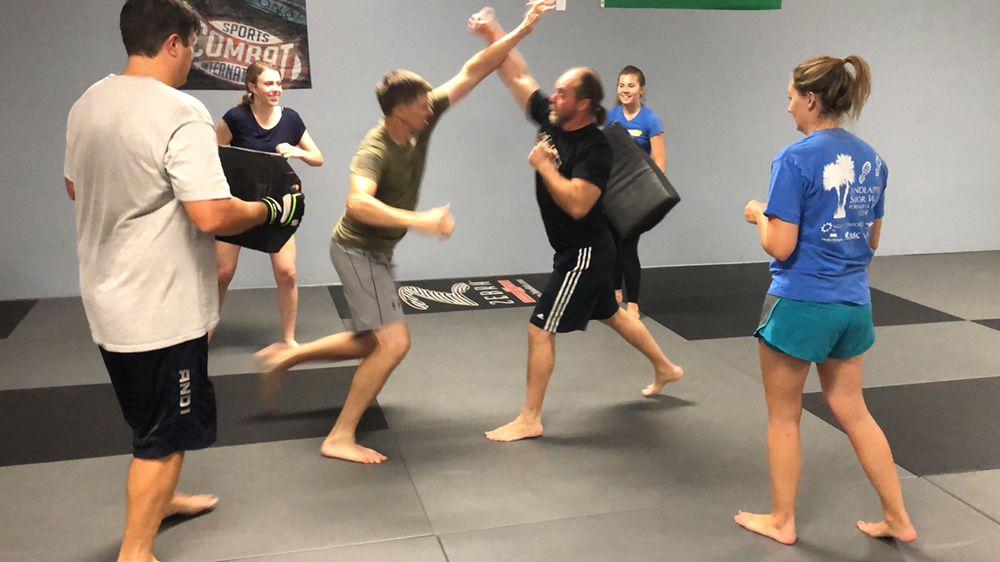 Charleston Self Defense Academy & MMA