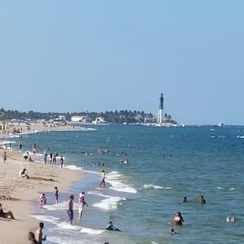 Photo Of Pompano Beach Pier Fl United States The Hillsboro