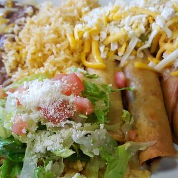 El Pique Mexican Food Springfield Or Menu