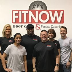 FitNow Boot Camp & Fitness Coaching - CLOSED - Trainers - 3276 E St