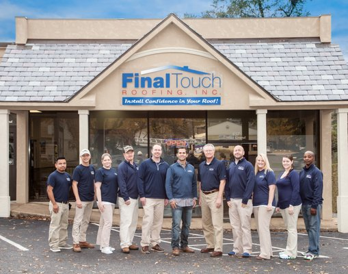 Exceptional Photo For Final Touch Roofing