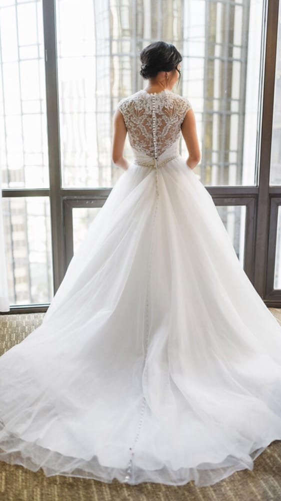 Back Of My Gown