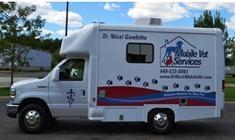 Mobile Vet Services: 15058 Old Oak Dr, Strongsville, OH
