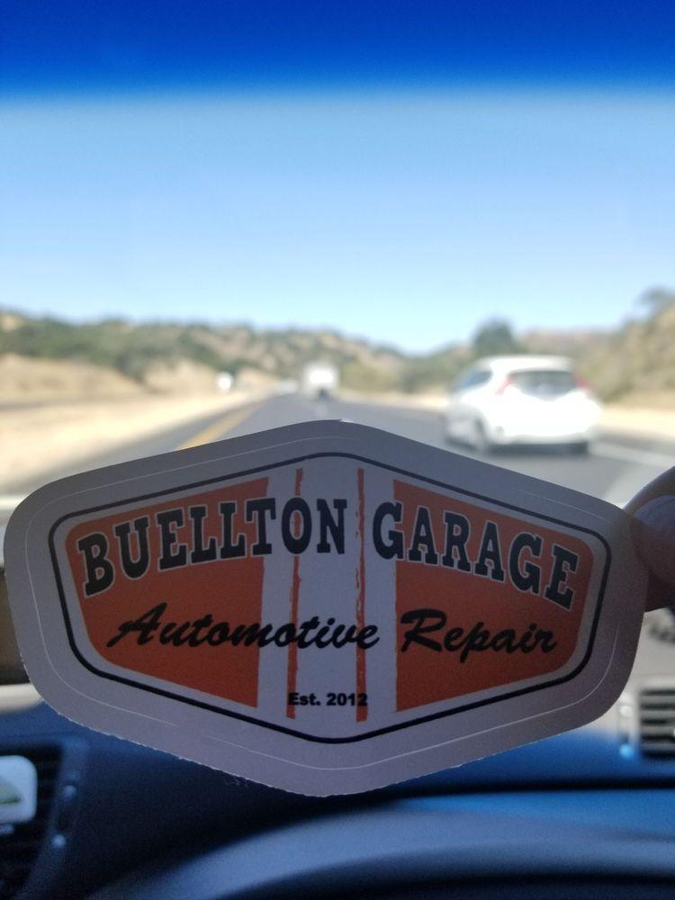 Buellton Garage: 320 Central Ave, Buellton, CA