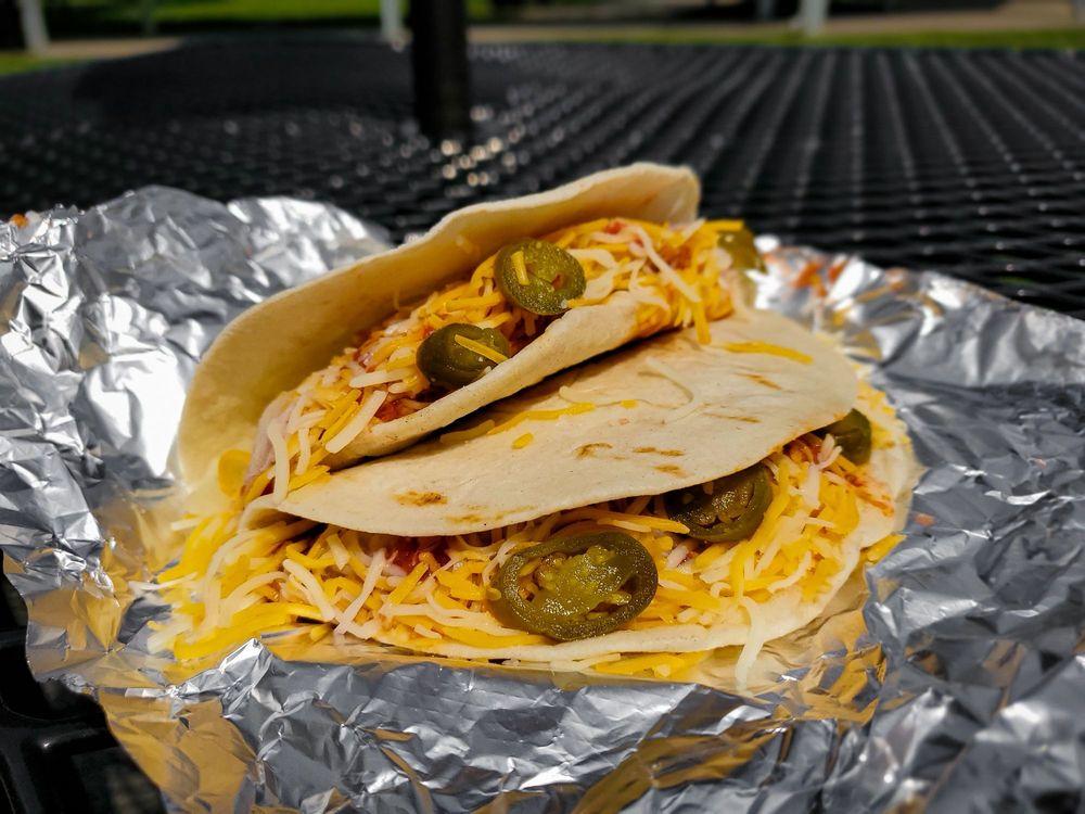 Garcia's Grill: 226 High St, Morgantown, WV