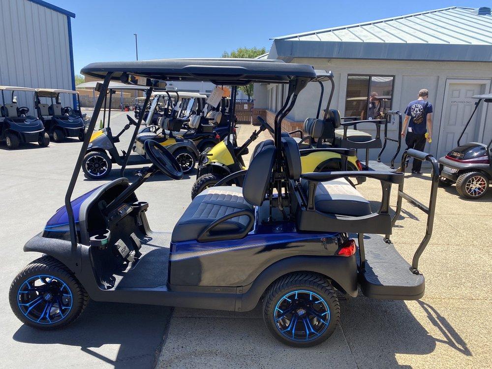 Action Golf Cart Rentals and Sales: 1859 N Rosemont, Mesa, AZ