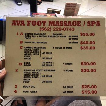 Massage mirada Asian la