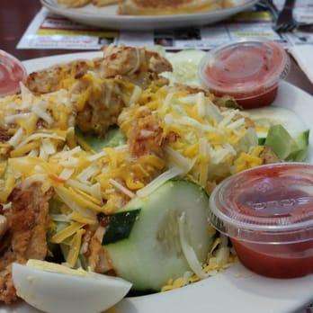 Photo Of Stargate Diner Restaurant Harrington De United States En Salad