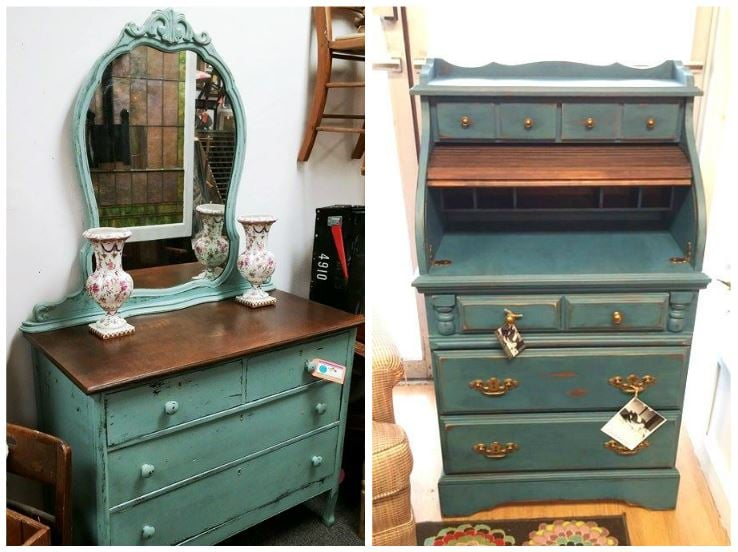 Cool and Collected Antiques