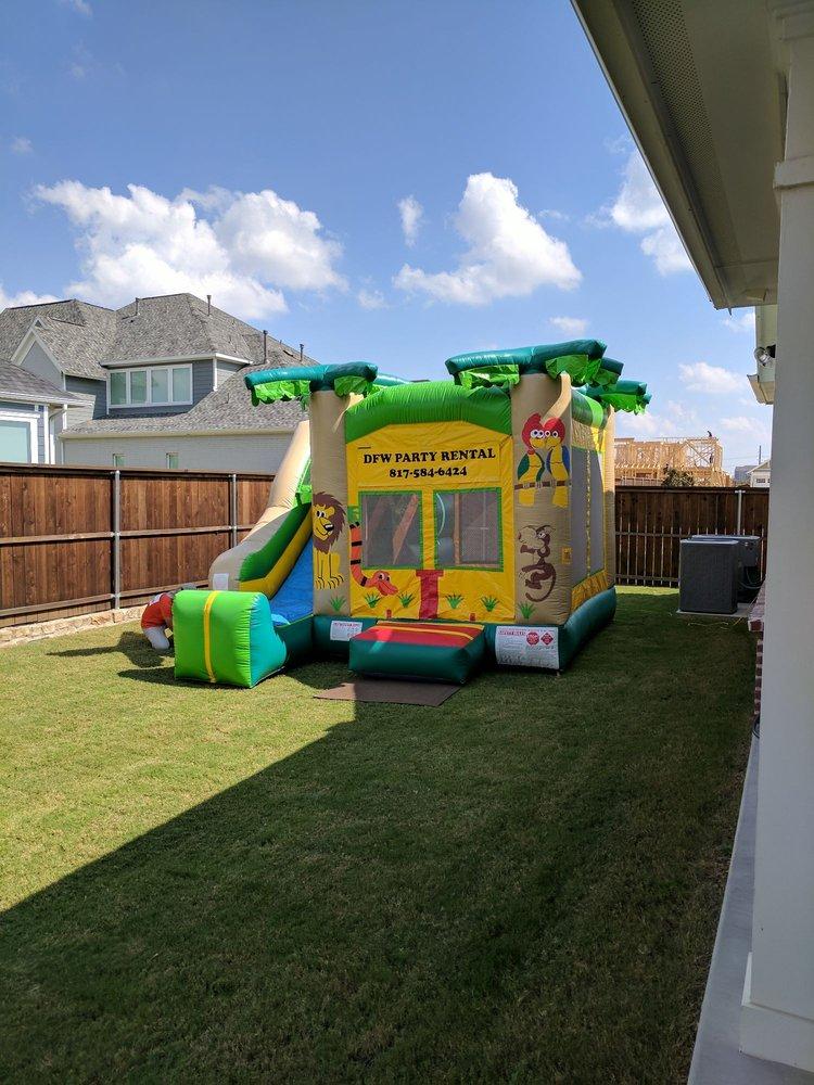 DFW Party Rental: 207 King Rd, Frisco, TX