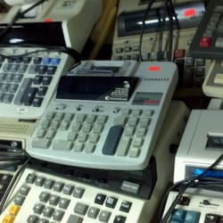 Photo Of State Surplus Store   Austin, TX, United States. Calculator  Graveyard