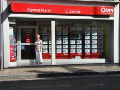 Orpi agence mari agence immobili re 23 rue d 39 arras for Agence immobiliere calais