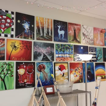 Painting With A Twist 91 Photos 71 Reviews Art Classes 8820