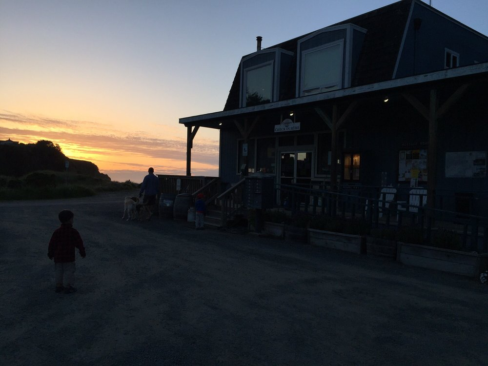 Caspar Beach Rv Park & Campground: 14441 Point Cabrillo Dr, Mendocino, CA