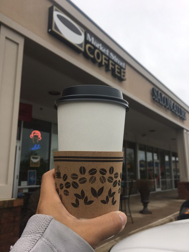 Market Street Coffee: 1020 E Main St, Purcellville, VA