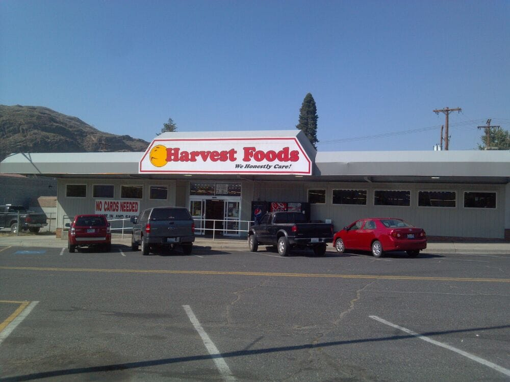 Harvest Foods: 304 Mead Way, Coulee Dam, WA