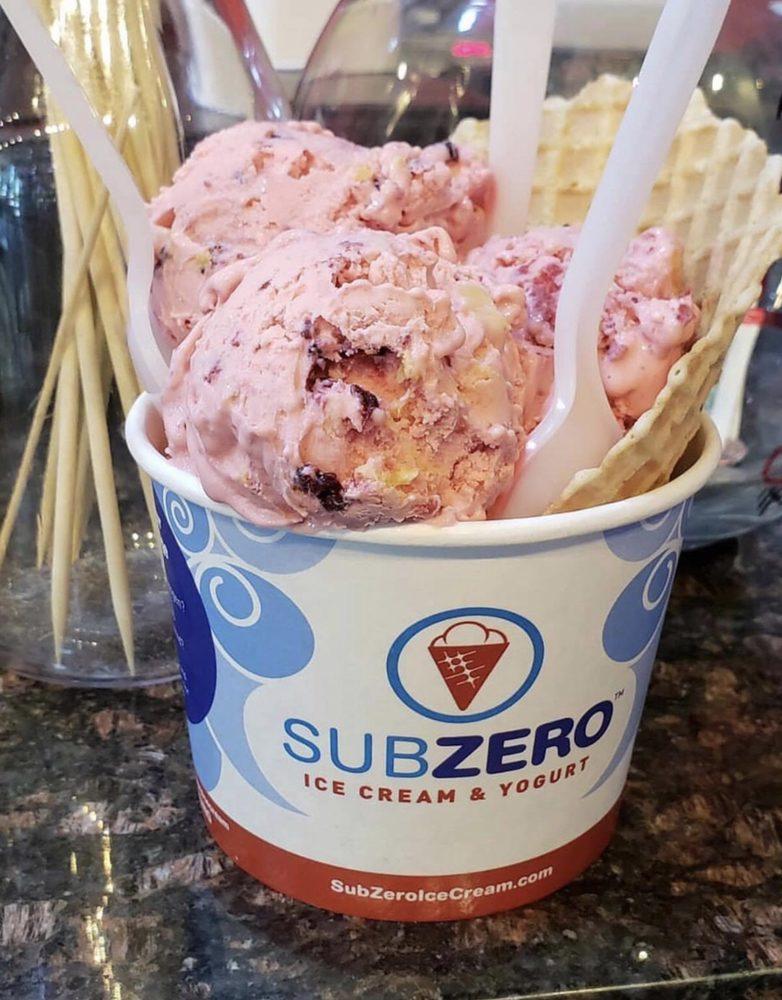 Sub Zero Nitrogen Ice Cream: 5590 Roswell Rd, Atlanta, GA