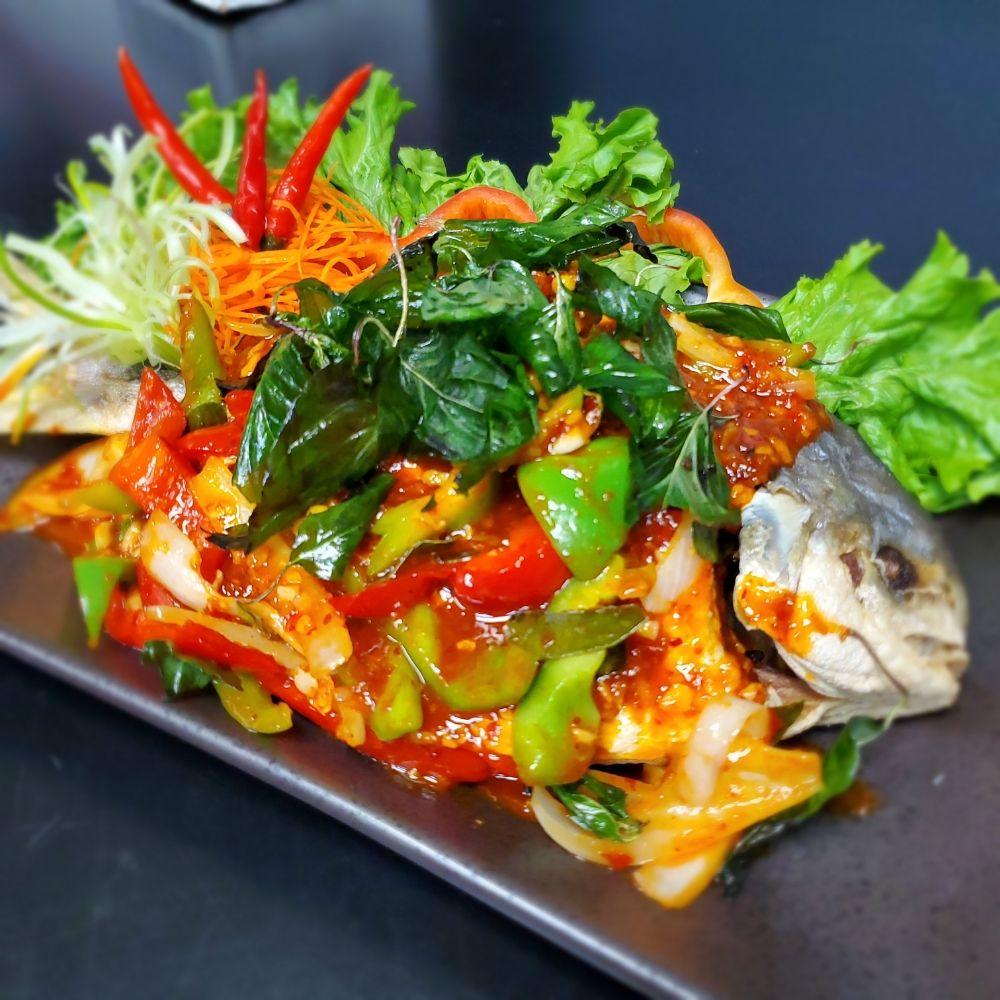 What's Zaap Thai Food: 9575 W Tropicana Ave, Las Vegas, NV