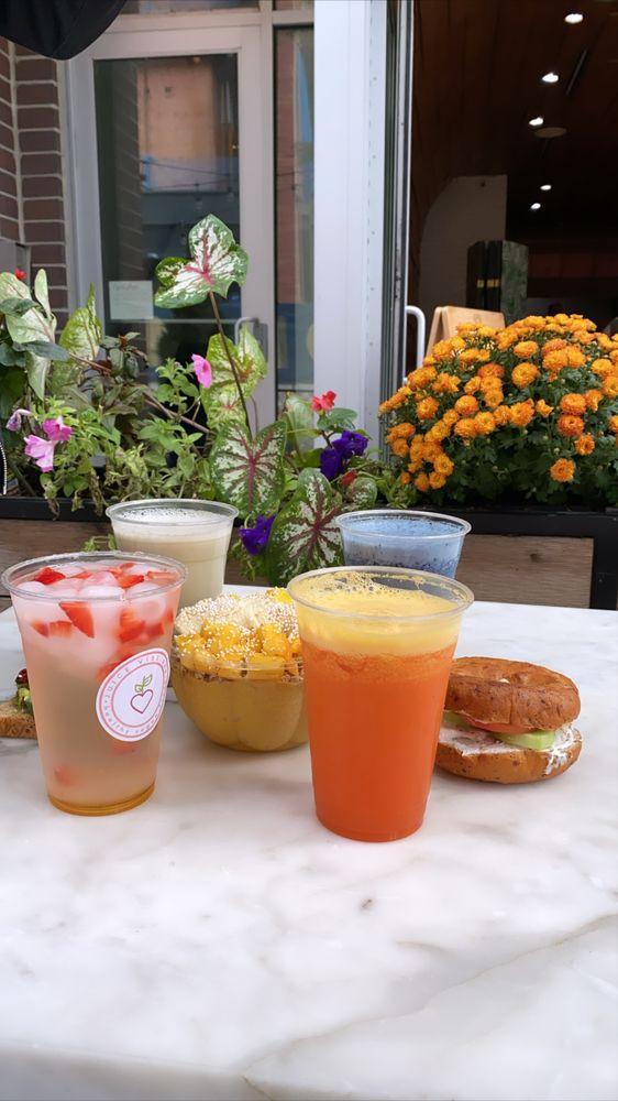 Juice Vibe Bar: 2137 Oak Park Ave, Berwyn, IL