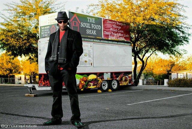 The Soul Food Shak: 909 Florence Blvd, Casa Grande, AZ