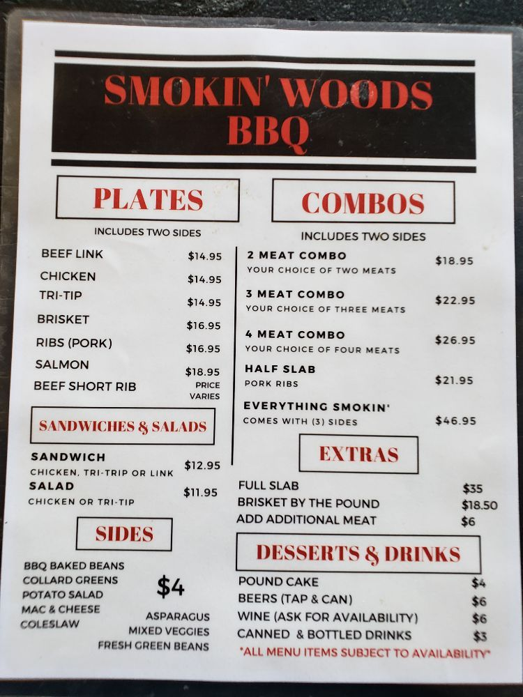 Smokin Woods BBQ