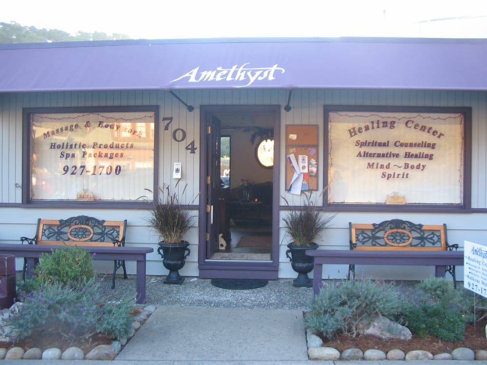 Amethyst Healing Center