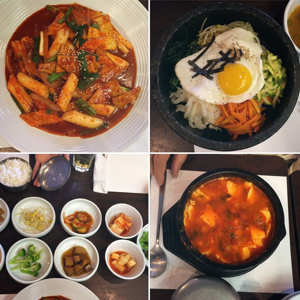 Cho jung 84 foto e 71 recensioni cucina coreana 952 for Cucina coreana