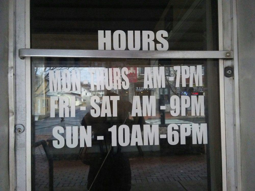Kabob Corner: 104 W Main St, Annville, PA