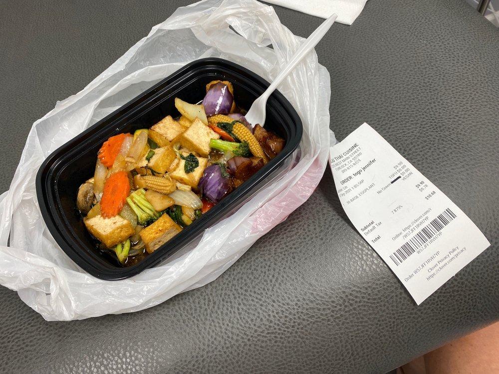 Ju Ju Thai Cuisine: 235 W Main St, Turlock, CA