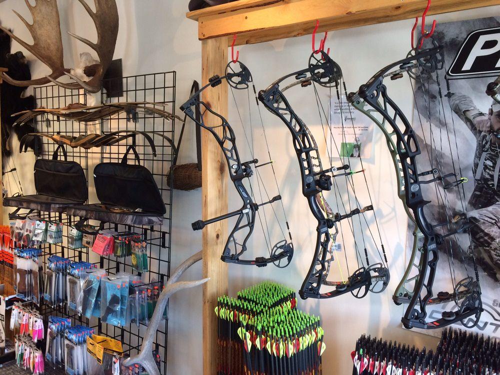 Archery Center of Montana: 1212 Longstaff St, Missoula, MT
