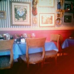 photo of simply deelish wilton manors fl united states country quaint decor - Breakfast House Restaurant Wall Designs