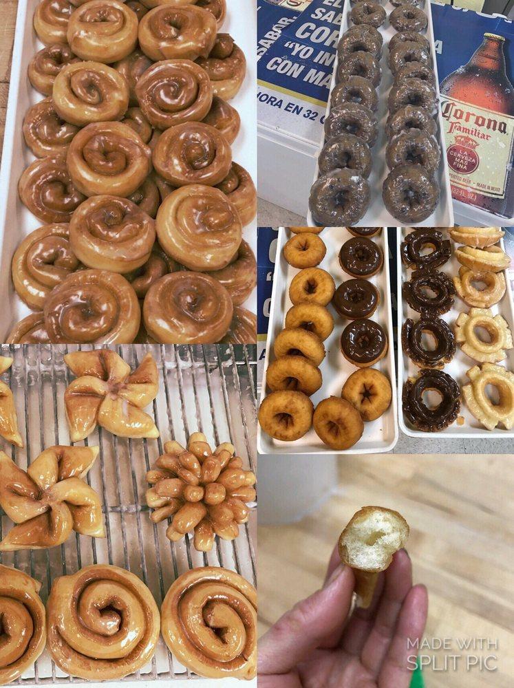 Best Donuts: 1700 N Ctr St, Bonham, TX