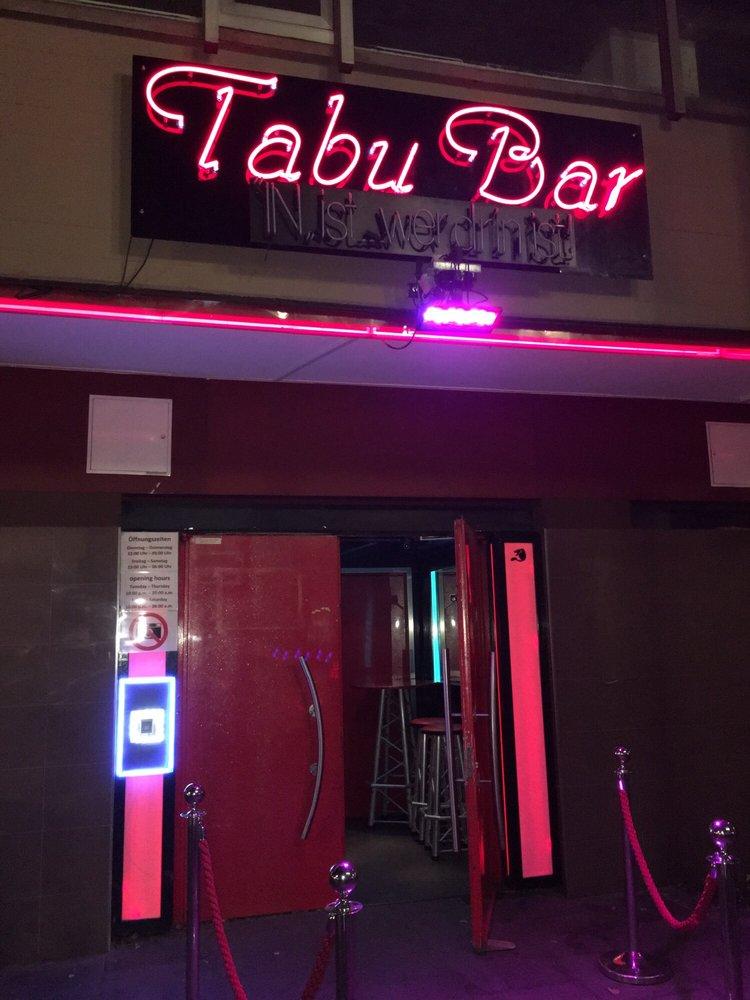 Tabu Berlin | Tabledance-Bar - Club & Disco - Bismarckstr