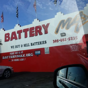 Batterymax Battery Stores 13840 Nw 27th Ave Opa Locka Fl
